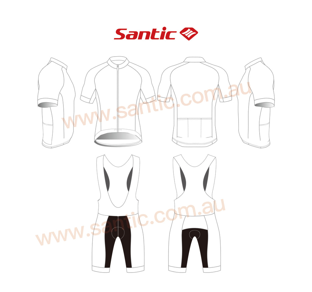 Santic Customization Sport Grade