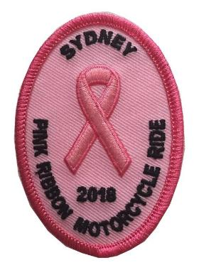 *NEW Official Sew on Patch 2018