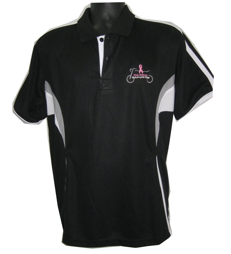 Mens Polo Shirt Black