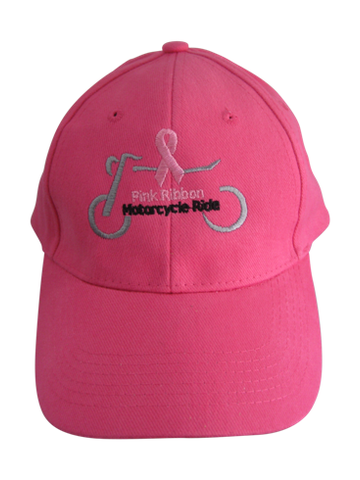 Baseball Cap - Hot Pink