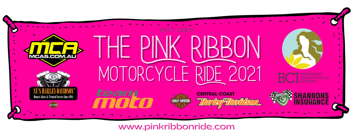 Pink Ribbon Ride