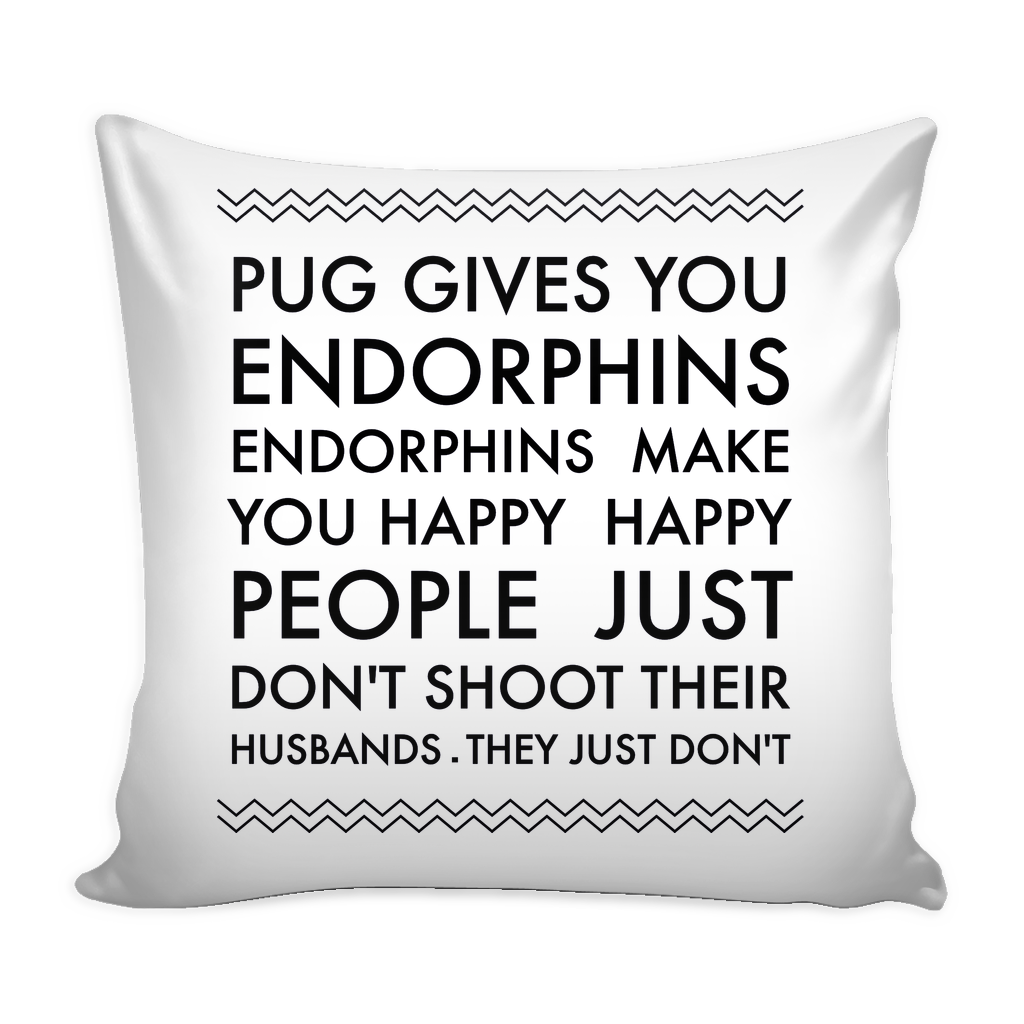 x Pug Gives You Endorphins.. - Pupvision