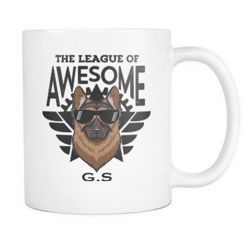The League of Awesome - Pupvision - 1