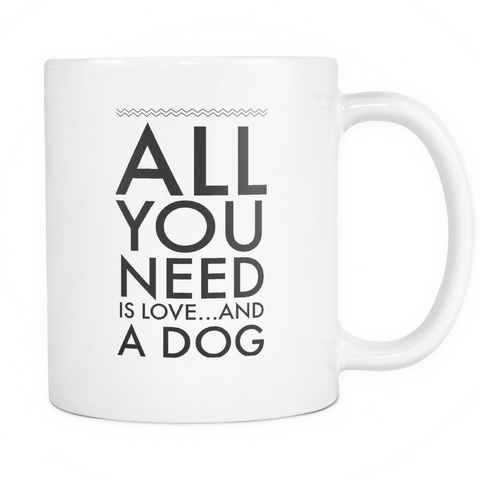 All You Need is.... - Pupvision - 1