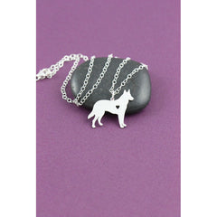 German Shepherd Necklace - Pupvision - 2