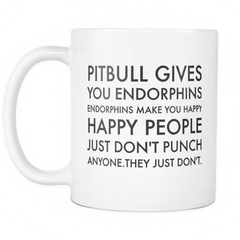 Pitbull Gives You Endorphins.. - Pupvision - 2