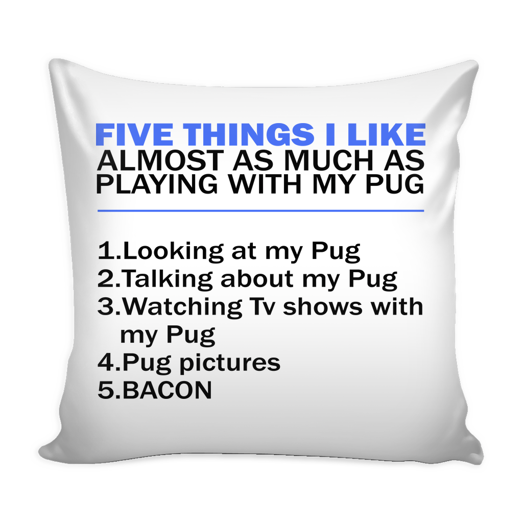x Five Things I Like... - Pupvision