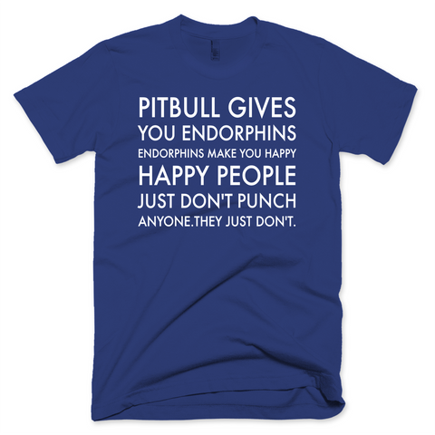 Pitbull Gives You Endorphins... - Pupvision - 1