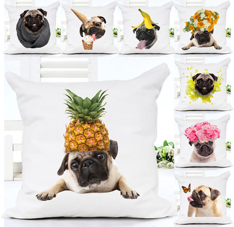 +++Pug Pillows serie one*