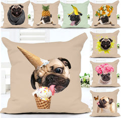+++Pug Pillows serie two*