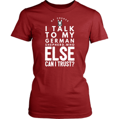 Of Course I Talk to my German Shepherd.. - Pupvision - 14