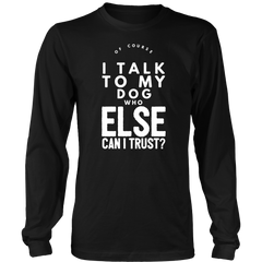 Of Course I Talk to my Dog - Pupvision - 9