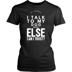 Of Course I Talk to my Dog - Pupvision - 12