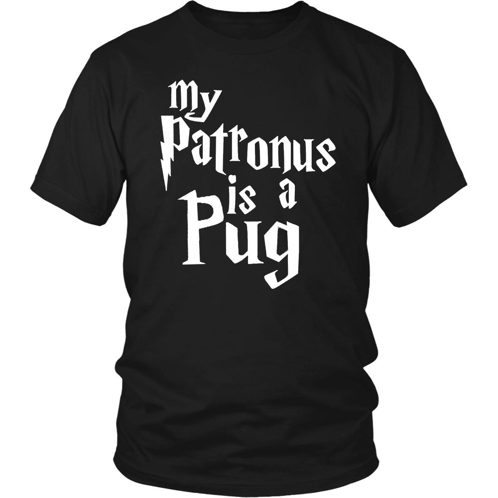 My Patronus is a Pug