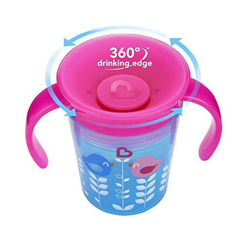 Munchkin Miracle 360 Cups | Spoutless Cups and Toddler Cups