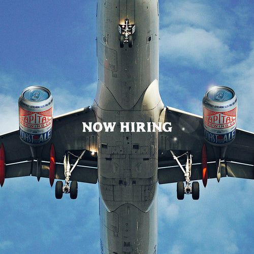 Now Hiring: Canberra Airport Taproom Staff!