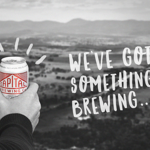 We've got something brewing.... Capital tinnies coming your way real soon.