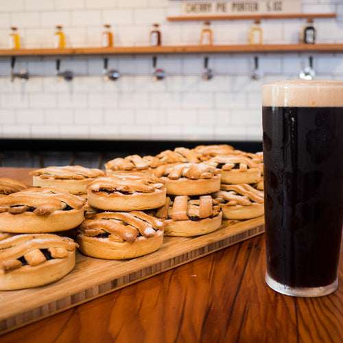 Cherry Pie Porter released in support of Christmas charities, kick starts barrel-ageing program