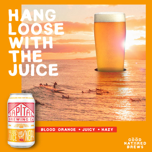 Hang Loose Juice is back, for good!