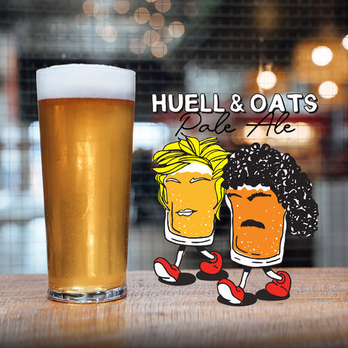 'Huell & Oats' now pouring at the taproom!