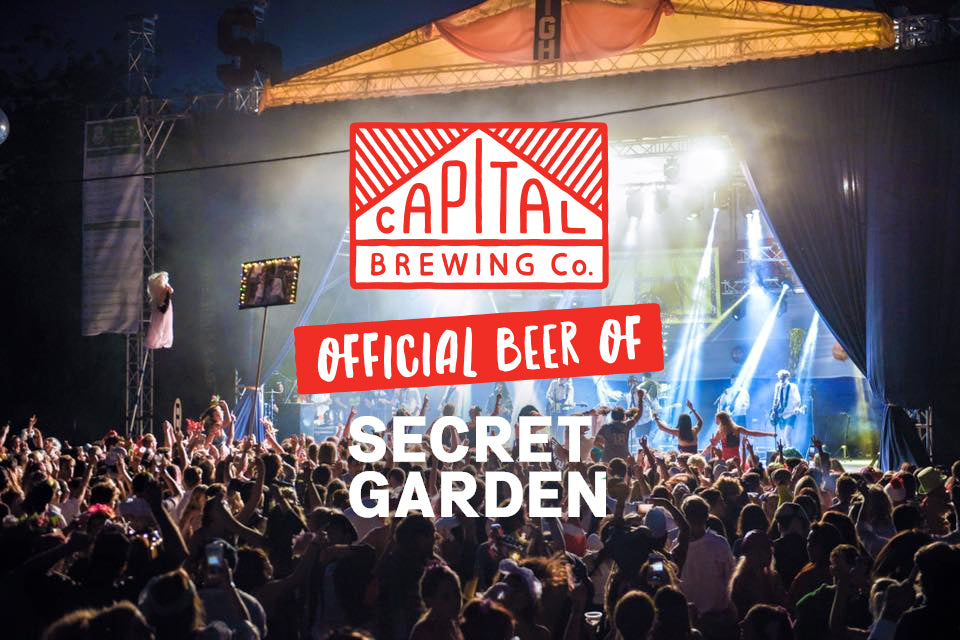 Secret Garden Double Pass Give-away!