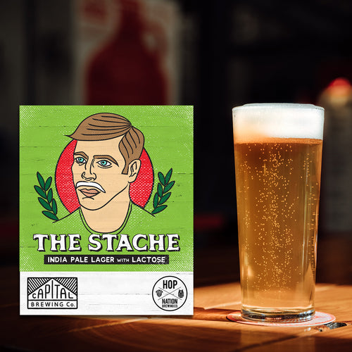 Introducing 'The Stache'