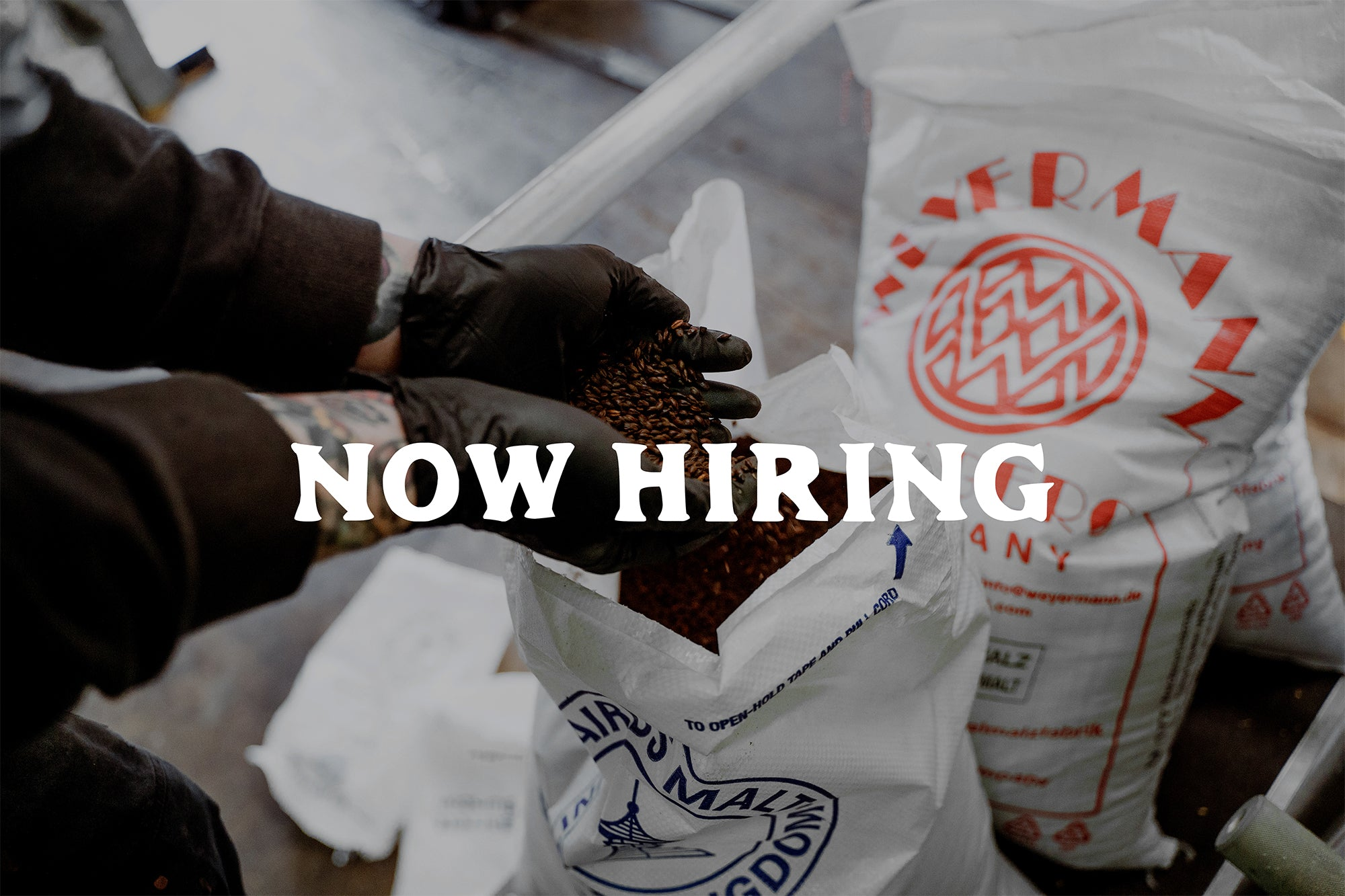 NOW HIRING - Supply Chain Supervisor
