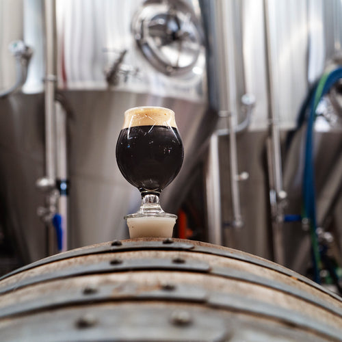 Barrel-Aged Cherry Pie Porter is Finally Here!