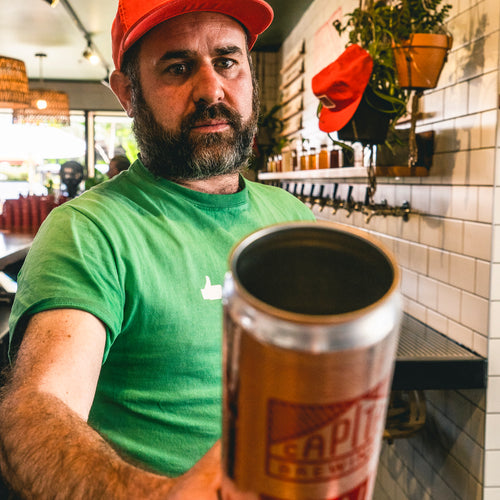 Capital Brewing Co and Brodburger rally behind Machan Berra and Homegrown Me following fire