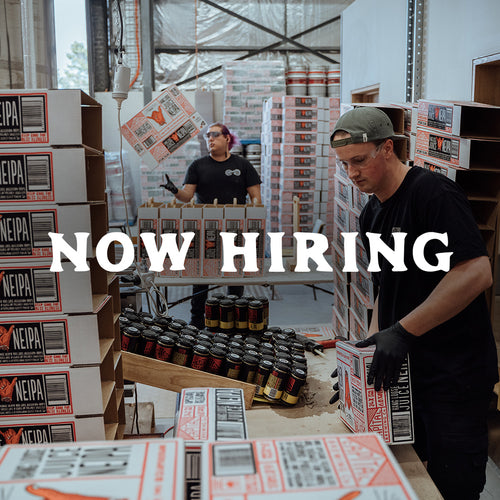 Now Hiring: Packaging Assistant