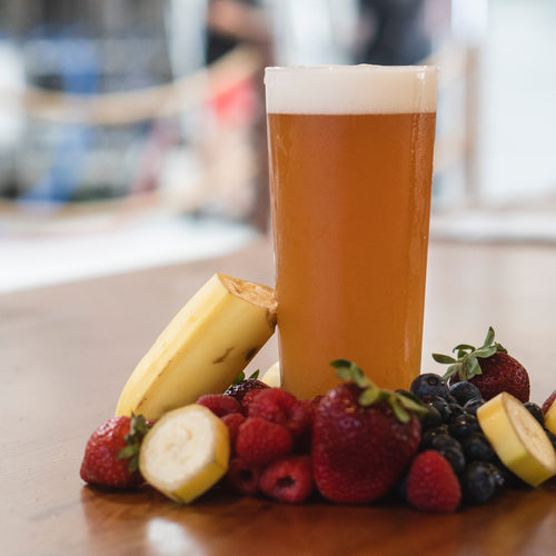 Fruit Smoothie NEIIPA - The name says it all!