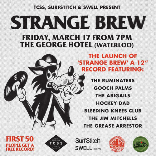 Strange Brew - The George Hotel Waterloo