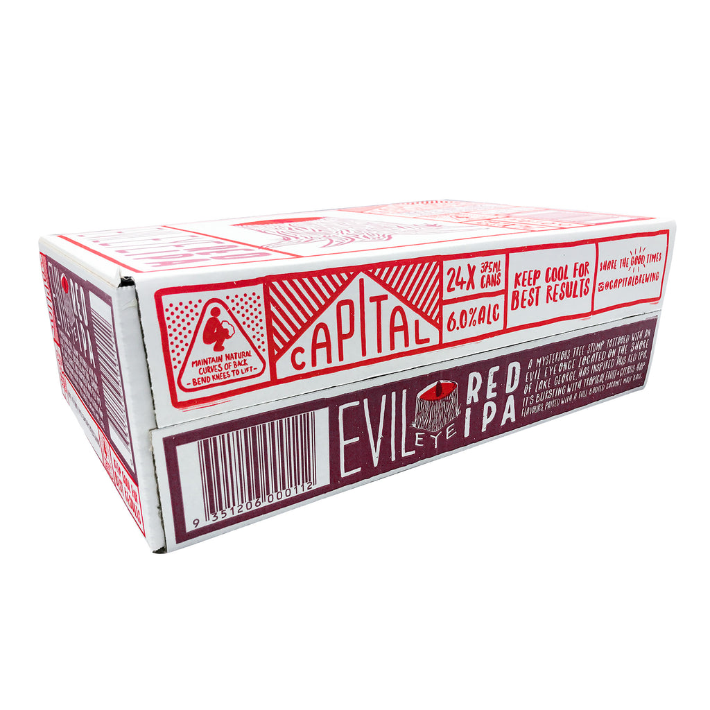 Evil Eye Red IPA Case