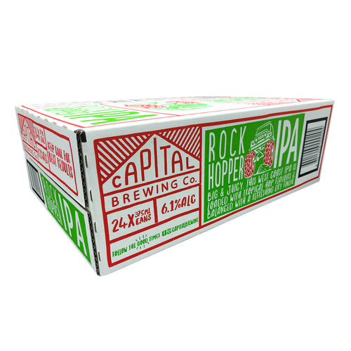 Rock Hopper IPA Case  [Local Delivery]