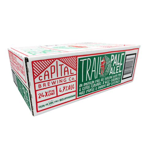 Trail Pale Ale Case