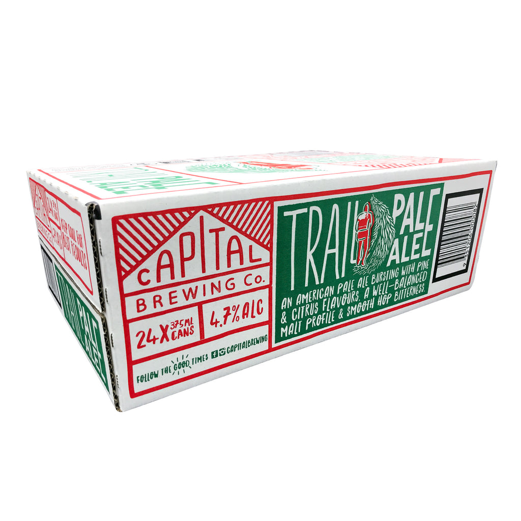 Trail Pale Ale Case [Syd Next Day Delivery]