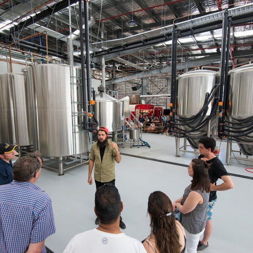 Brewery Tour Booking