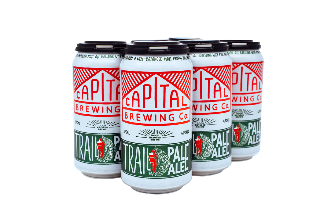 Trail Pale Ale 6 Pack  [Local Delivery]