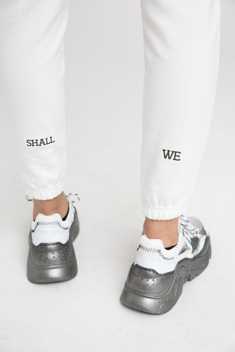 Eggshell Sweatpants