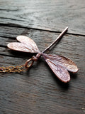 Firefly Pendant Necklace