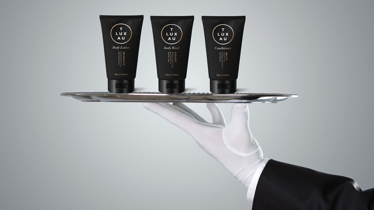 6. High End Hotel Amenities Make Your Accommodation Stand Out.  TLUXAU customer service jpg