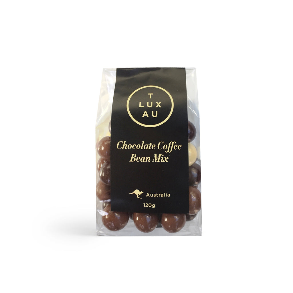 Chocolate Coffee Bean Mix 120g - Small