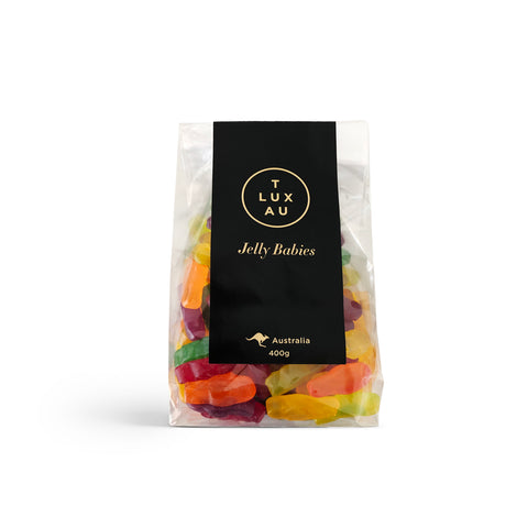 Jelly Babies 400g - Large