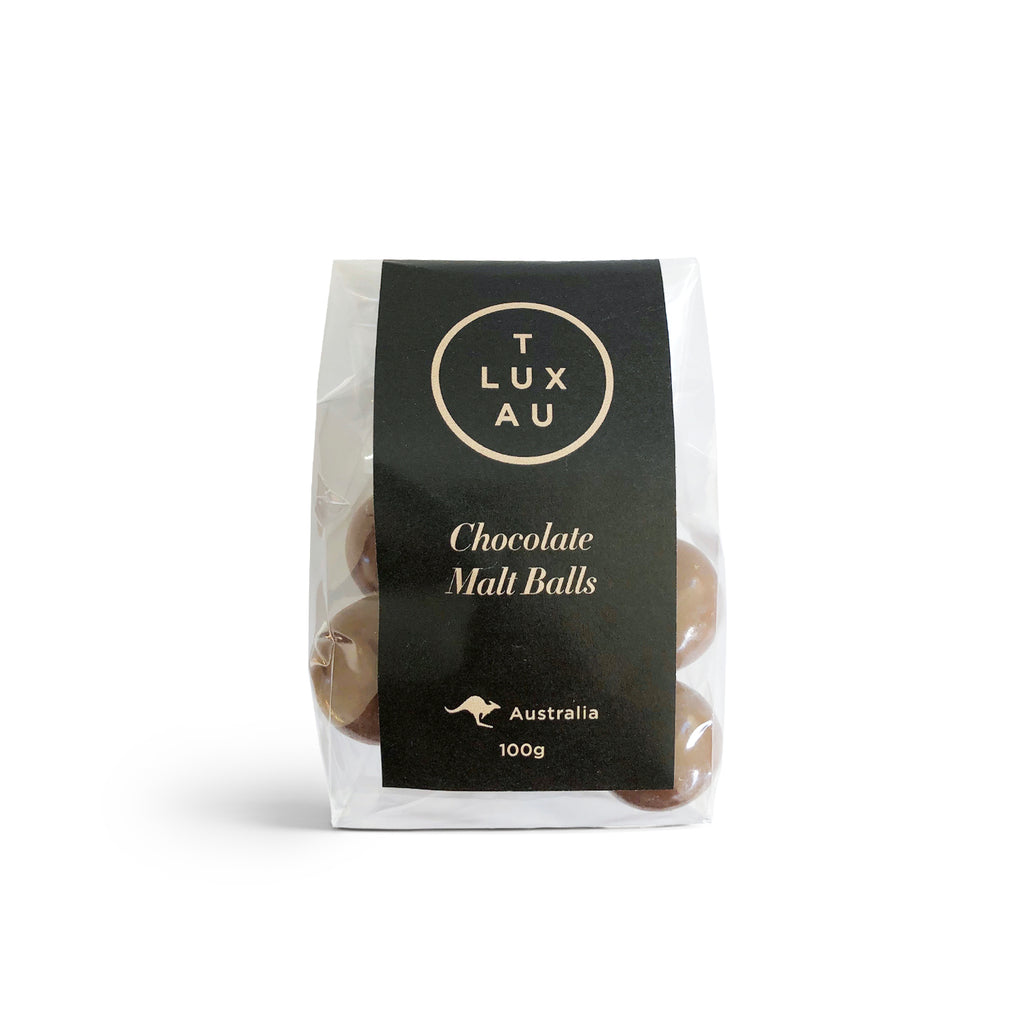 Chocolate Malt Balls 100g