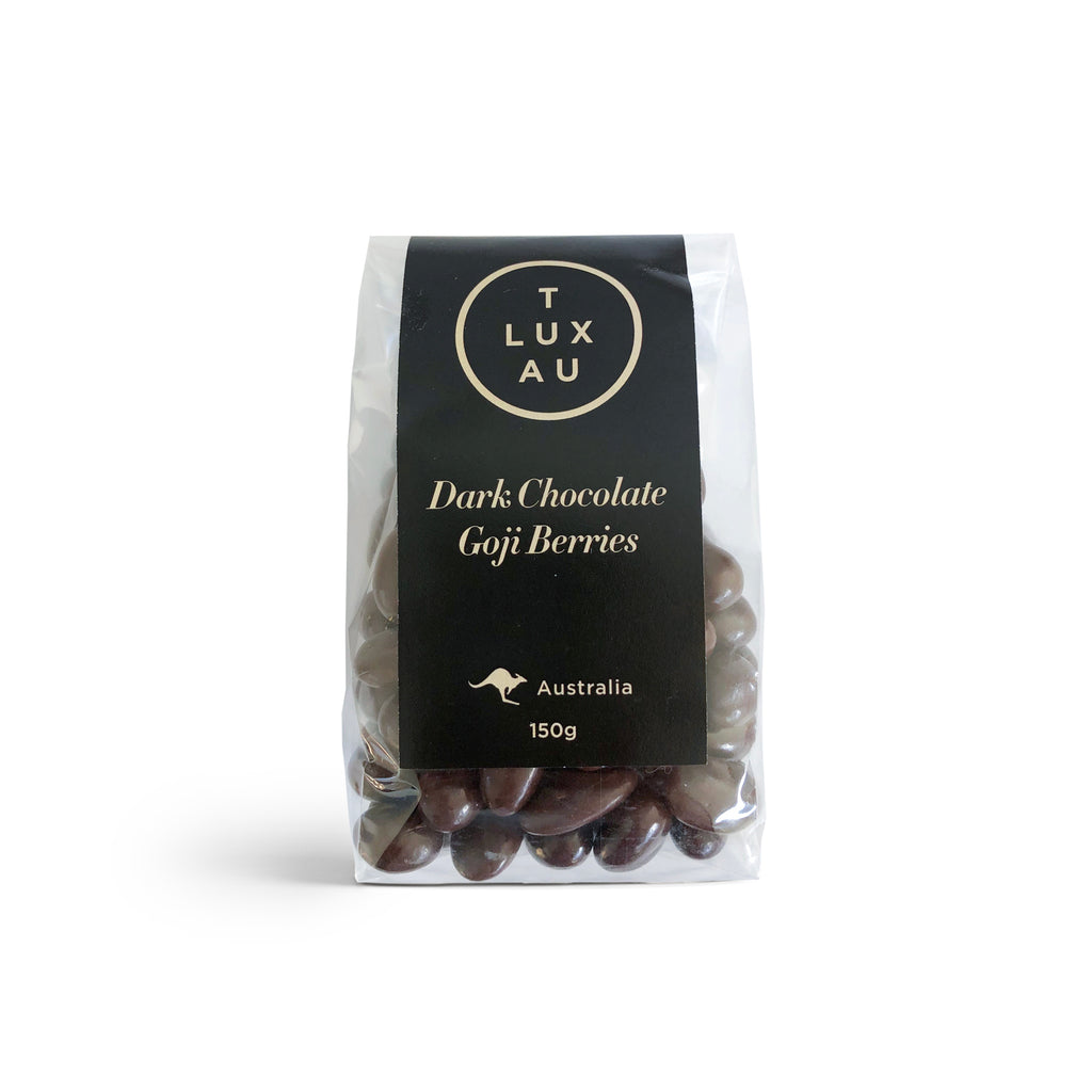Dark Chocolate Goji Berries 150g