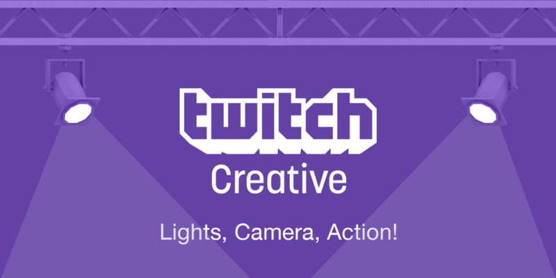 Get Creative On Twitch