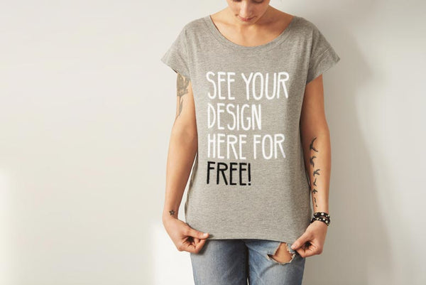 Tshirtify See Your Design Printed