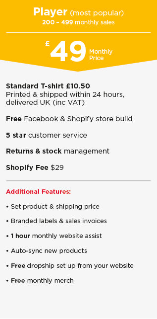 Tshirtify tshirtify on demand t shirt printing for On demand t shirt printing