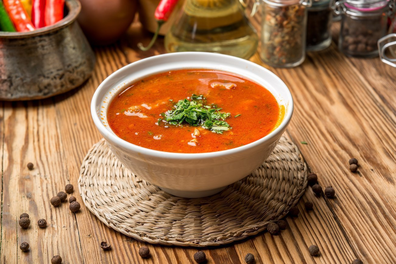 9-Steps to Perfect Beefy Tomato Soup Recipe