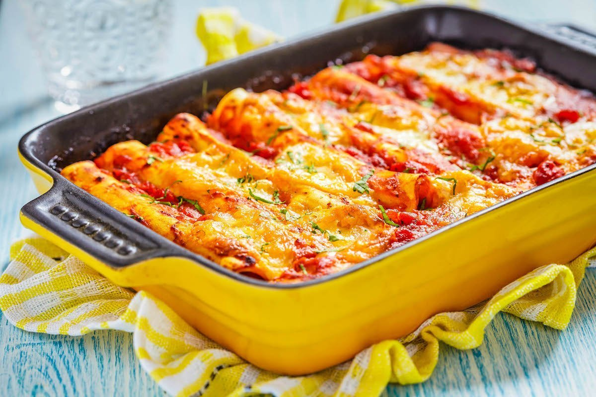 Best Beef Enchilada Recipe